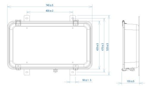 トンネル照明外形図(2017.01ver)